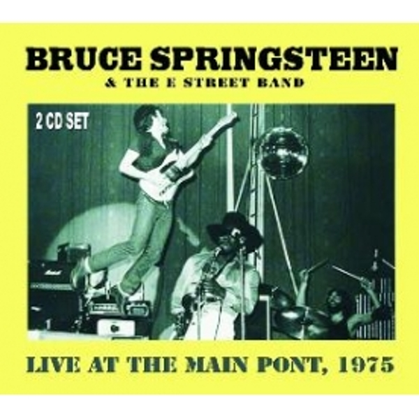 Bruce Springsteen Live At The Main Point 1975 CD
