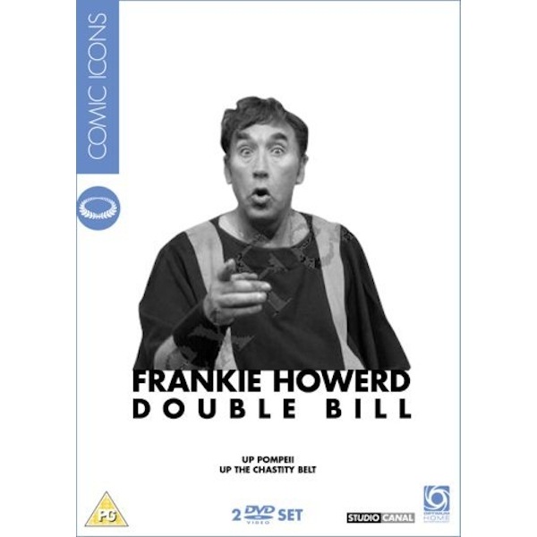 Frankie Howerd - The Comic Icons Collection DVD