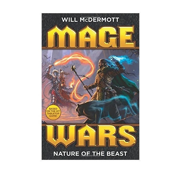 Mage Wars Nature of the Beast Paperback