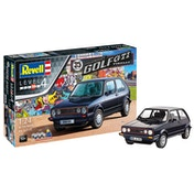 VW Golf GTi Pirelli (35 Years) 1:24 Revell Model Kit