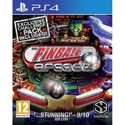 Pinball Arcade Game PS4