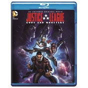 Justice League: Gods & Monsters Blu-ray