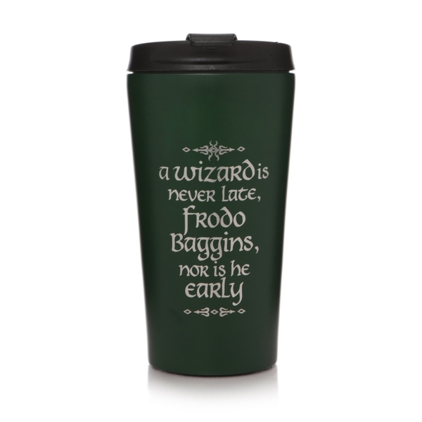 Lord Of The Rings - Metal Travel Mug Metal Travel Mug