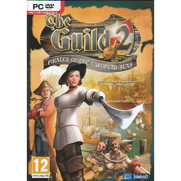 Guild 2 Pirates of the Seas PC Game