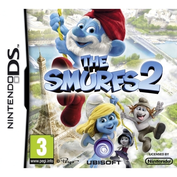 The Smurfs 2 Game DS