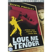 Love Me Tender DVD