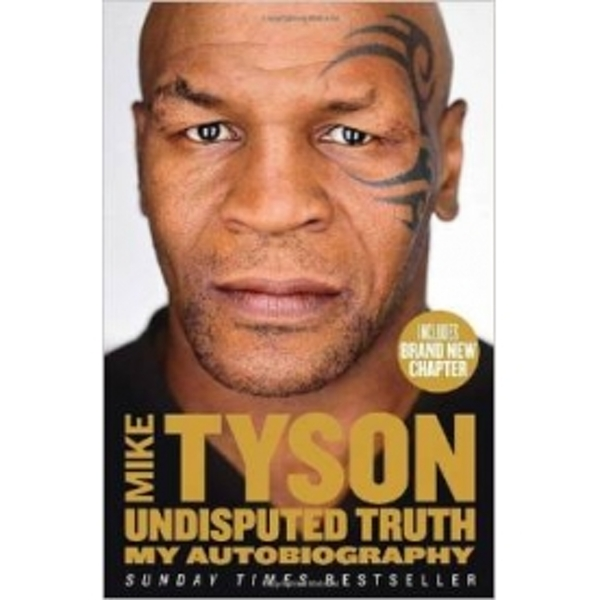 Mike Tyson Undisputed Truth Book