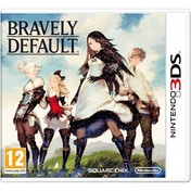 Bravely Default Game 3DS