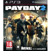 Payday 2 Game PS3