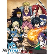 Fairy Tail - Guild Small Poster