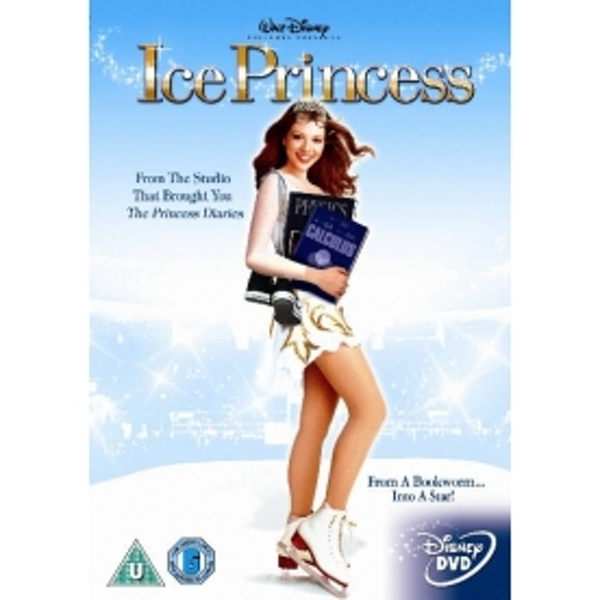 Ice Princess DVD