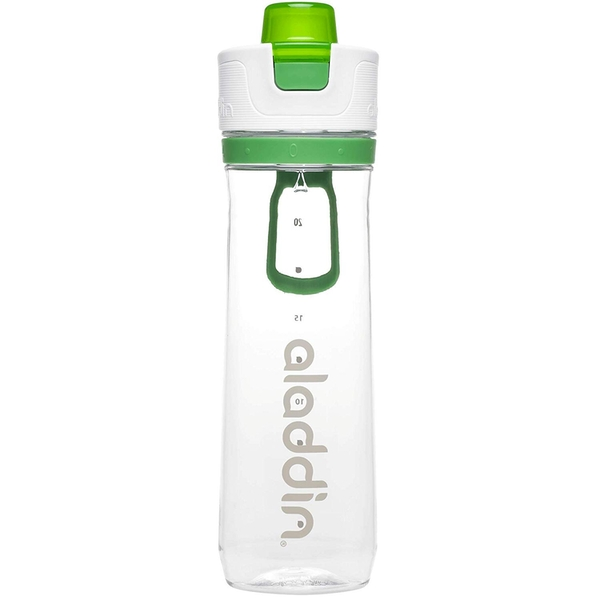 Aladdin Active Hydration Water Bottle 0.8L - Green