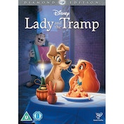 Lady and the Tramp Deluxe Edition DVD
