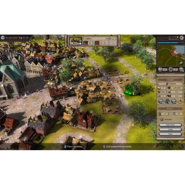 Patrician IV Gold Edition & Port Royale 3 Gold Edition Double Pack PC Game - Image 3