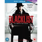 The Blacklist Season 1 Blu-ray