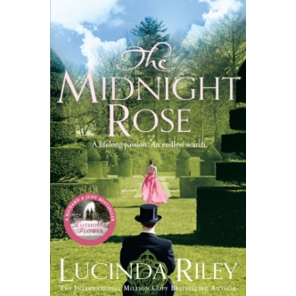 The Midnight Rose by Lucinda Riley (Paperback, 2014)