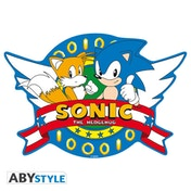 Sonic - Opening Logo Mouse Mat