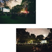 Outdoor Cinema for Four