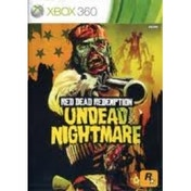 Red Dead Redemption Undead Nightmare Game Xbox 360 (#)