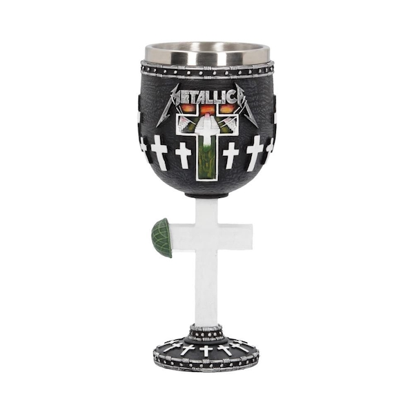 Metallica Master of Puppets Goblet 18cm