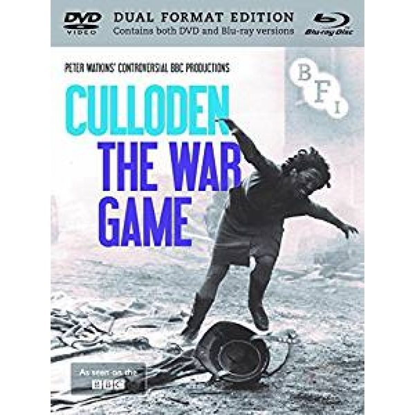 Culloden   The War Game (Dual Format Edition) DVD