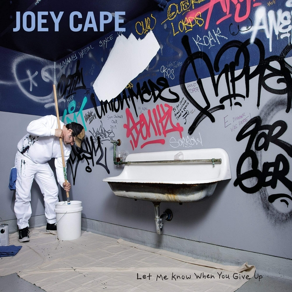 Joey Cape - Let Me Know When You Give Up Vinyl