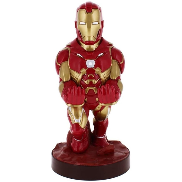 Iron Man Version 2 (Marvel Avengers) Controller / Phone Holder Cable Guy