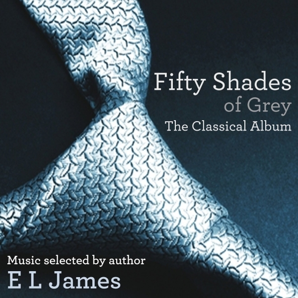 Various Artists - Fifty Shades Of Gray - Classical Album CD