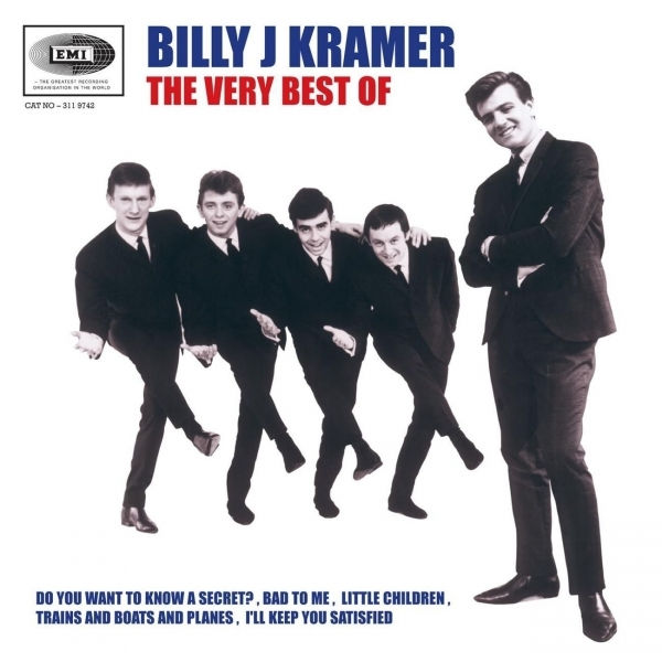 Billy J Kramer - The Very Best Of CD