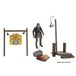Camp Crystal Lake (Friday The 13th) Accessory Set - Image 2