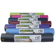 Yoga-Mad Warrior II Mat 4mm Graphite