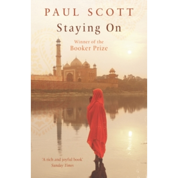 Staying On by Paul Scott (Paperback, 1999)