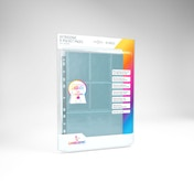 Gamegenic Ultrasonic 9-Pocket Pages Toploading 10 Sheets