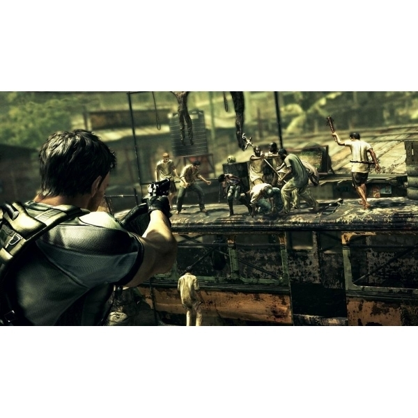 Resident Evil 5 Gold Edition (Move Compatible) Game (Essentials) PS3 - Image 2