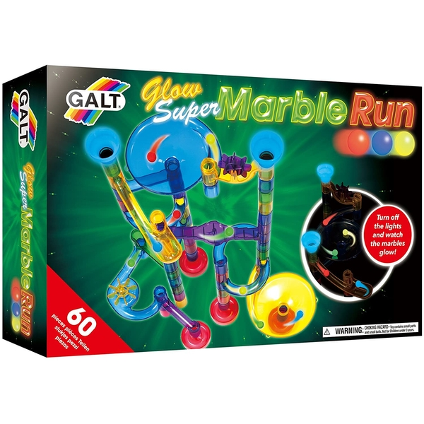 Galt Toys Glow Super Marble Run