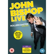 John Bishop Live The Rollercoaster Tour DVD
