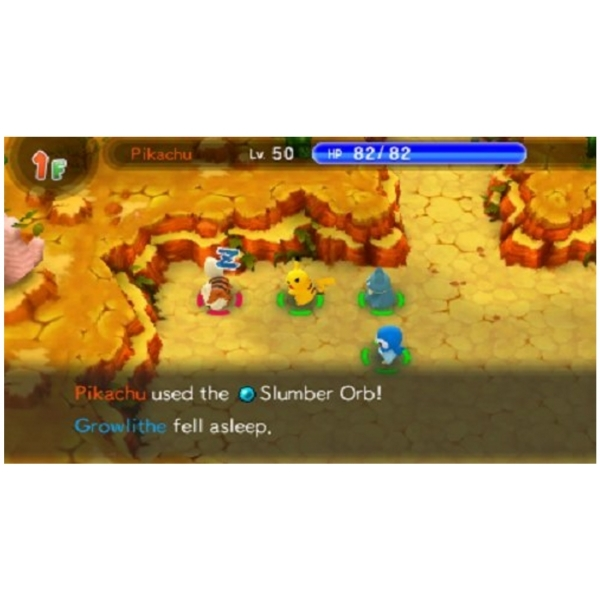 Pokemon Super Mystery Dungeon 3DS Game - Image 2