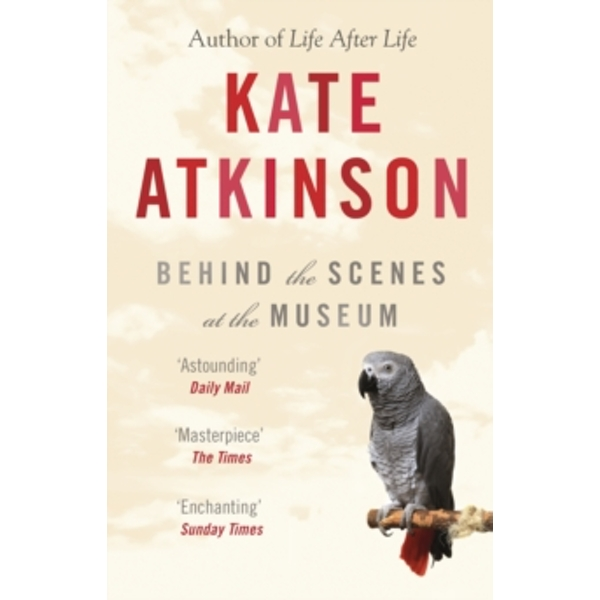 Behind The Scenes At The Museum by Kate Atkinson (Paperback, 1996)