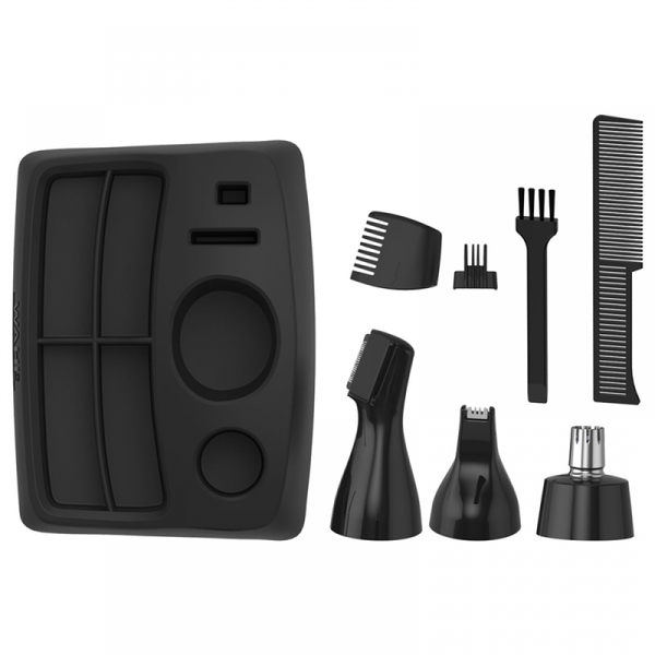 Wahl GroomEase 3 in 1 Personal Trimmer UK Plug - Image 2
