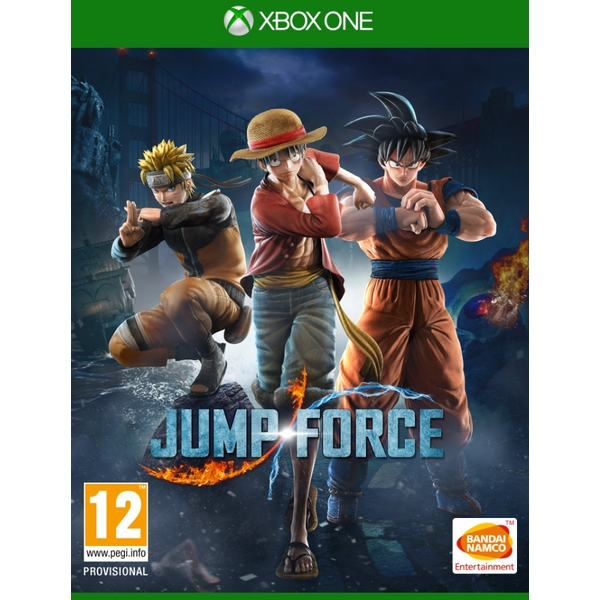 Jump Force Xbox One Game