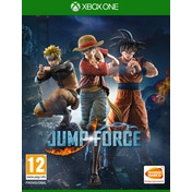Jump Force Xbox One Game (Pre-Order Bonus Items)