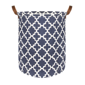 Laundry Basket with Drawstring Cover Regular | M&W