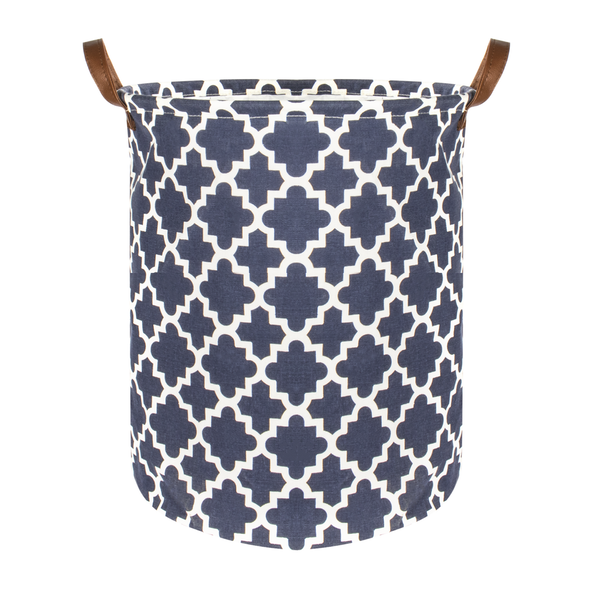 Laundry Basket with Drawstring Cover | M&W Regular
