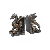 Dracus Machina Bookends