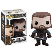 Ned Stark (Game of Thrones) Funko Pop! Vinyl Figure (Ex-Display) Used - Like New