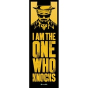 Breaking Bad -i  Am The One Who Knocks Door Door Poster