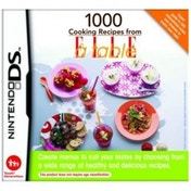 1000 Cooking Recipes from ELLE A TABLE DS