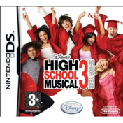 Disney High School Musical 3 Senior Year Game DS