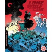 Lone Wolf and Cub - Criterion Collection Blu-Ray