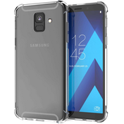 Caseflaex Samsung Galaxy A6 (2018) Alpha TPU Gel - Clear